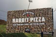 Real Dead Bunny Billboards