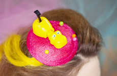 Nostalgic 90s Toy Hairpieces