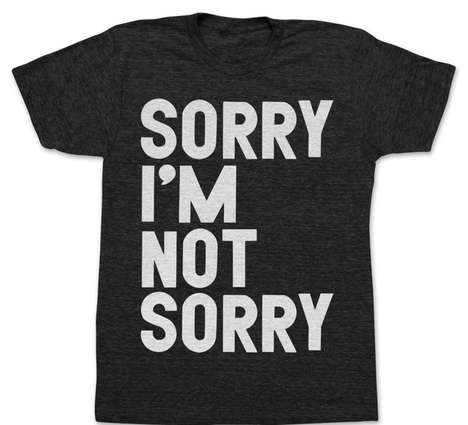 Blatantly Unapologetic T-Shirts - The
