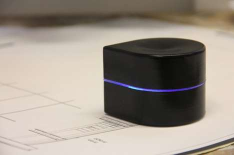 Robotic Micro-Printers - The 'Mini Mobile Robotic Printer' Lets You Print Documents Anywhere