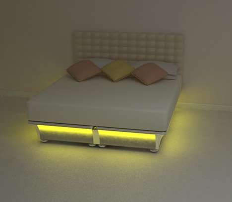 Unusual Hi-Tech Beds - Balluga