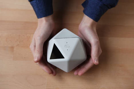 Multilingual Speakers - The Boom Boom Wireless Speaker by Mathieu Lehanneur is Clever
