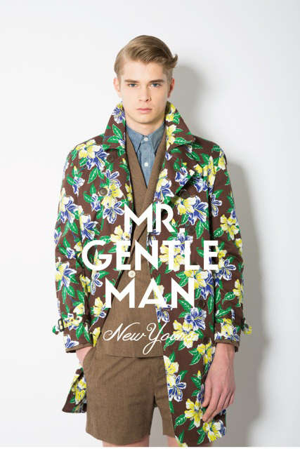 Floral Looks for Men