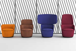 Casamania's Winged Chairs Collection Debuted at Milan Design Week
