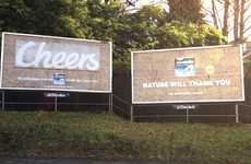 Bird Seed Billboards