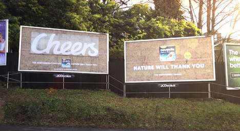 Bird Seed Billboards - Nouvelle Soft