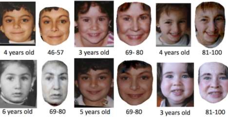 Predictive Age Progression Software - This Software Predicts What a Baby Will Look Like as an Adult
