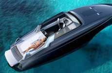 Retractable Roof Boat Concepts