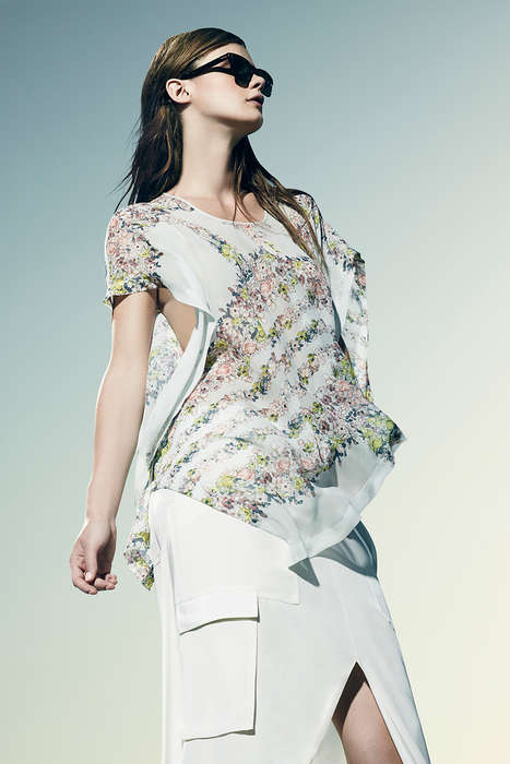 Music Festival-Inspired Fashions - BCBG Max Azria Resort 2014 is Inspired by Coachella
