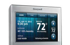 Intelligent Home Heating Devices - Win Your Own Honeywell Wi-Fi Smart Thermostat
