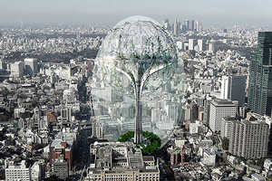 The Climatology Tower Assesses and Improves the City Environment