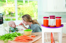 Infant Food Storage Systems