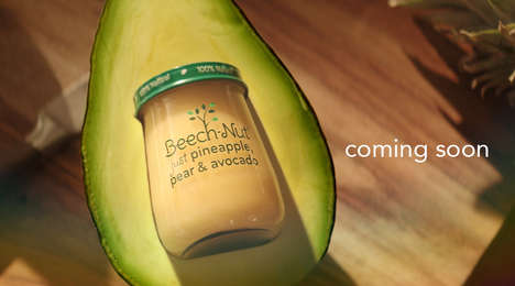 All-Natural Baby Food - Beech-Nut Brings Real Food for Babies That Taste Great