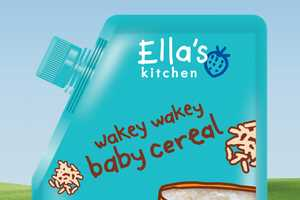 Tasty Baby Food by Ella's Kitchen Will Leave Tummies Happy & Healthy