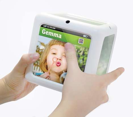 35 Kid-Friendly Photography Products - From Disney Kid Cameras to Cartoon Broadcasting Cameras