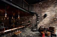 Rustic Atmospheric Bars