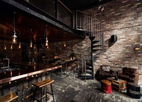Rustic Atmospheric Bars - Donny