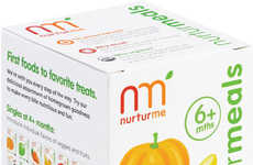 Blended Baby Superfoods - NurturMeal Super Blends is a Yummy Range of Gluten-Free Baby Food
