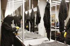 Sweatshop-Like Art Installations