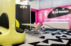 The Sparkle Krib by Karim Rashid was Featured in Milan