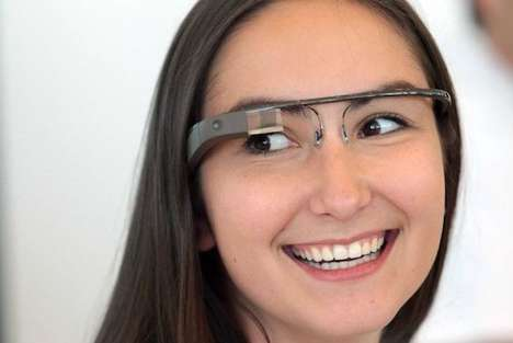 11 Google Glass Apps - From Eyeglass Fitness Apps to AR Money Management Apps