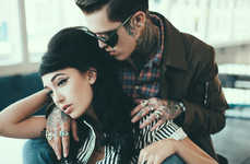 Tattooed 60s Lookbooks