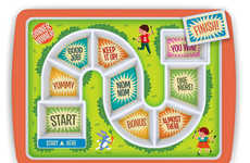 The Dinner Winner Kids Plate Gets Kids to Eat Everything on Their Plate