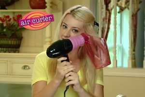 The Air Curler Gives You the Style You Want Without the Damage
