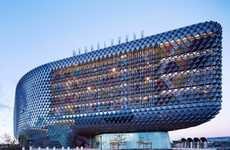 Perforated Edge Architecture