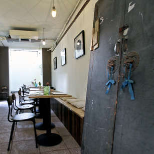 Ecological Chinese Cafes - This Chinese Cafe Puts an Emphasis on Building Community & Upcycling