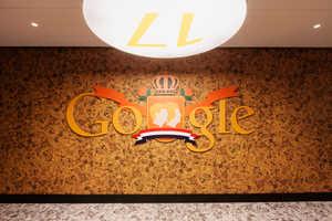 D/DOCK's Design for Google's Amsterdam Office Lauds Dutch Culture
