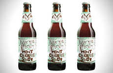 Flying Dog's Limited Edition Brew is a Mint Chocolate Beer