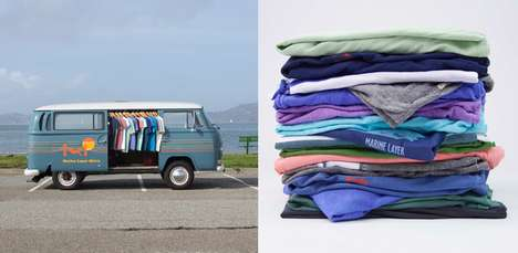 Ultra-Soft Jersey Shirts - Marine Layer