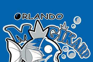 Micah Coles' Pokemon NBA Logos Gives Basketball an Anime Flair