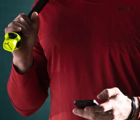 Swing-Enhancing Baseball Apps - The 'Zepp 3D Baseball Swing Analyzer' Helps Improve Your Game