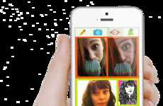 Crowdsourced Self Portraiture Apps