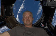 NASA Astronaut Steve Swanson Posts the First Instagram Shot from Space