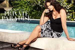 The H&M Summer 2014 Plus Sizes Campaign Stars Jennie Runk