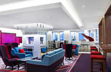 The Virgin Money Lounge by Allen International Opens in London