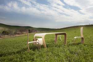 The Flowerssori Montessori Furniture Encourages Kids to Explore