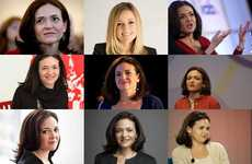 From Sheryl Sandberg to Marissa Mayer