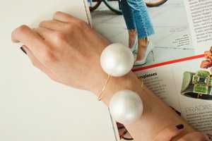 Give the Allure of Pearls with This Cost-Effective Bracelet Alternative