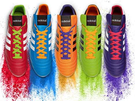 Exclusive Samba Soccer Shoes - The Samba Copa Mundial Shoes Will Be Released in Limited Numbers
