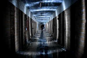 These Photos Show us the Abandoned Burwash Correctional Facility
