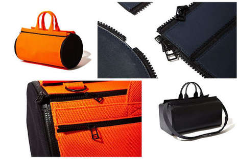 Makeshift Customizable Handbags - These Handbags Make Sure You Never See Someone with the Same Gear
