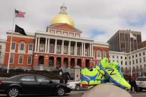 New Balance Released a Shoe in Honor of the Boston Marathon 2014