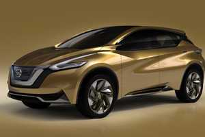 The New 2015 Nissan Murano is Equipped with Pure Luxury