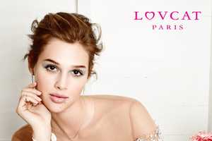 Anais Pouliot Stars in the Lovcat Paris Spring 2014 Campaign