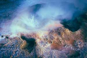 The Andes Mountain Geyser Photos by Owen Perry are Out of This World