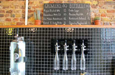 Clapton Craft is an English Beer Shop That Hosts Your Favorites